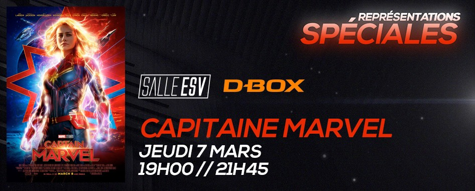 149 – RS Capitaine MArvel